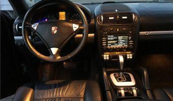 Porsche Cayenne 3.0 Liter Diesel voll