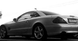 Mercedes-Benz SL-Serie 2002