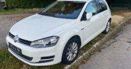 VW Golf 7 Diesel 2.0 Liter 4Motion