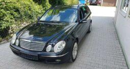 Mercedes-Benz E 200 T Kompressor Automatik Elegance
