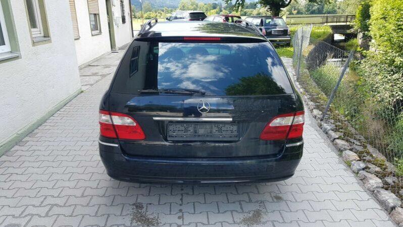Mercedes-Benz E 200 T Kompressor Automatik Elegance voll